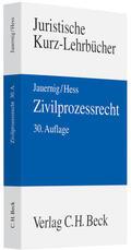 Jauernig / Hess / Lent    Zivilprozessrecht   Buch    Sack Fachmedien