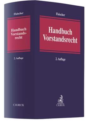 Fleischer | Handbuch des Vorstandsrechts | Buch | sack.de