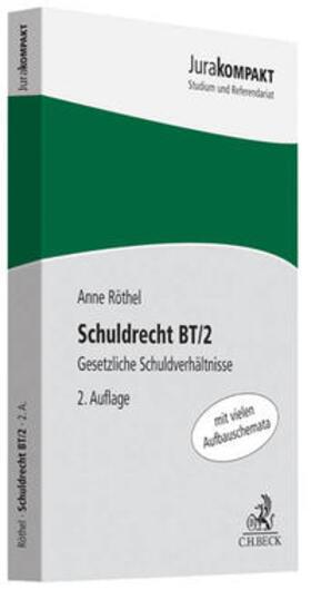 Röthel | Schuldrecht BT/2 | Buch | sack.de