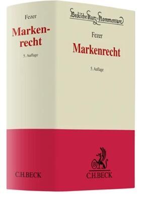 Fezer | Markenrecht | Buch | sack.de