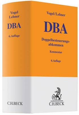 Vogel / Lehner | Doppelbesteuerungsabkommen (DBA), Kommentar | Buch
