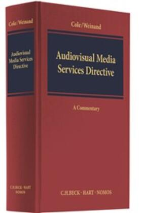 Cole / Metzdorf | The EU Audiovisual Media Services Directive (AVMSD) | Buch | sack.de