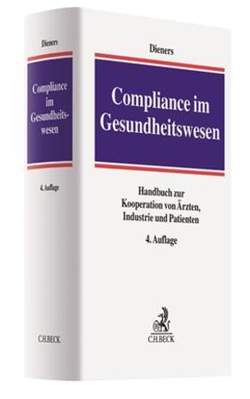 Dieners   Compliance im Gesundheitswesen   Buch   sack.de