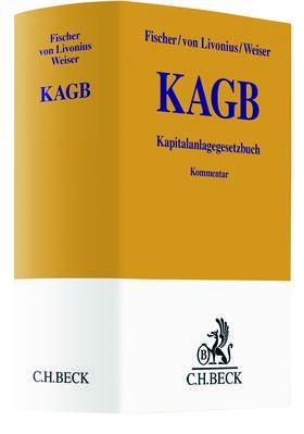 Fischer / Pütz / Weiser | Kapitalanlagegesetzbuch: KAGB | Buch | sack.de