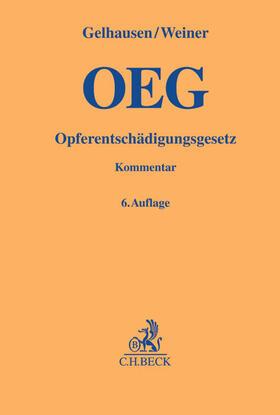 Kunz / Zellner / Kunz | Opferentschädigungsgesetz (OEG), Kommentar | Buch | sack.de