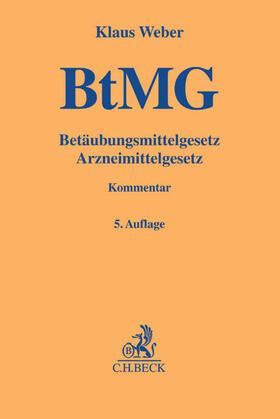Weber | Betäubungsmittelgesetz | Buch | sack.de