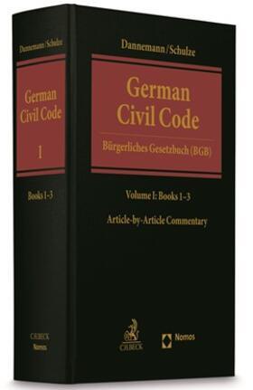 Watson / Dannemann / Schulze   German Civil Code   Buch   sack.de