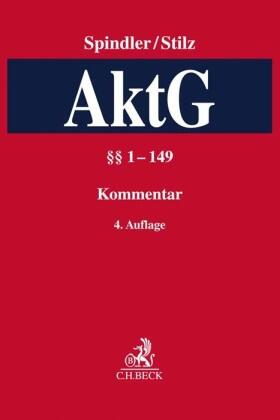 Spindler / Stilz | Aktiengesetz: AktG Band 1: §§ 1-149 | Buch | sack.de