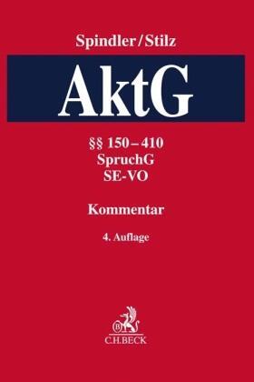Spindler / Stilz | Aktiengesetz: AktG, Band 2: §§ 150-410, SpruchG, SE-VO  | Buch | sack.de