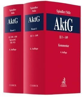 Spindler / Stilz | Aktiengesetz: AktG   | Buch | sack.de