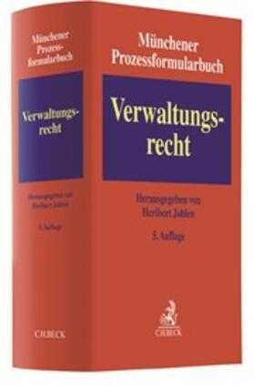 Johlen | Münchener Prozessformularbuch Band 7: Verwaltungsrecht | Buch | sack.de