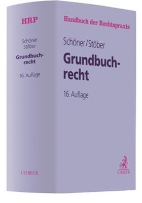 Schöner / Stöber | Grundbuchrecht | Buch | sack.de