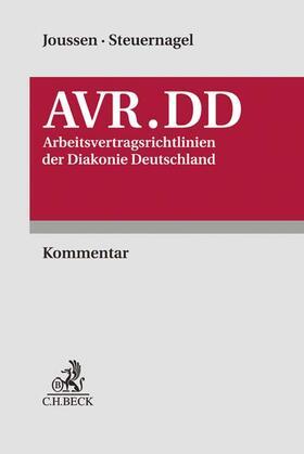Joussen / Steuernagel | AVR.DD | Buch | Sack Fachmedien