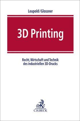 3D Printing   Buch   Sack Fachmedien
