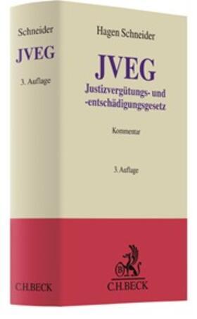 Schneider   JVEG   Buch   sack.de