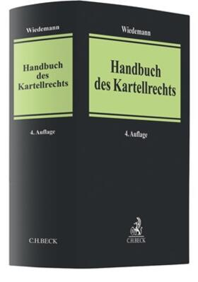 Wiedemann | Handbuch des Kartellrechts | Buch | sack.de