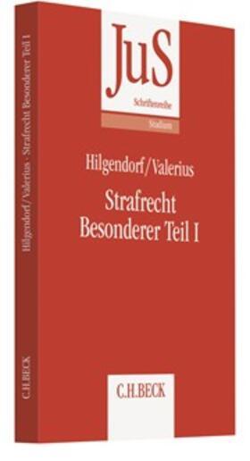 Hilgendorf / Valerius | Strafrecht Besonderer Teil I | Buch