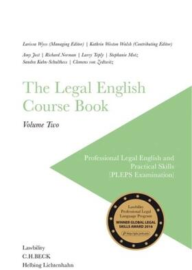 Weston Walsh / Wyss | The Legal English Course Book Vol. II | Buch | sack.de