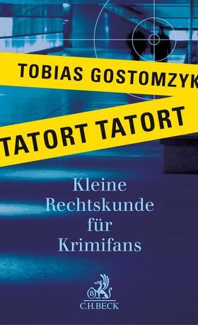 Gostomzyk | Tatort Tatort | Buch | sack.de