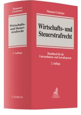 Momsen / Grützner | Wirtschafts- und Steuerstrafrecht | Buch | Sack Fachmedien
