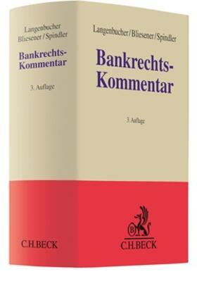 Langenbucher / Bliesener / Spindler | Bankrechts-Kommentar | Buch | sack.de