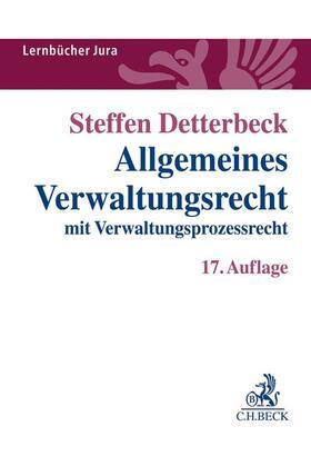 Detterbeck | Allgemeines Verwaltungsrecht | Buch | Sack Fachmedien