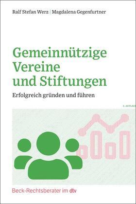 Sommer / Werz   Gemeinnützige Vereine und Stiftungen   Buch   sack.de