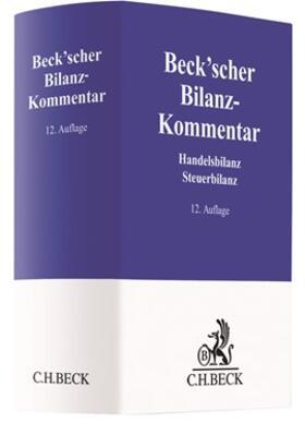 | Beck'scher Bilanz-Kommentar | Buch | Sack Fachmedien