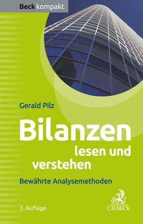 Pilz   Bilanzen lesen und verstehen   Buch   sack.de