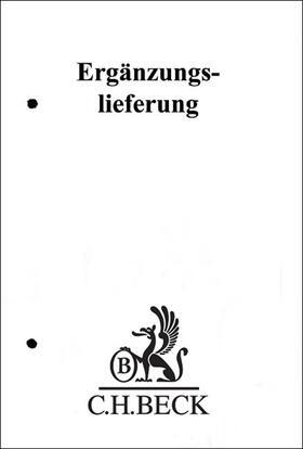 Insolvenzordnung 37. Ergänzungslieferung   Loseblattwerk   sack.de