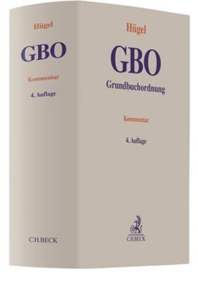 Hügel | Grundbuchordnung: GBO | Buch | sack.de