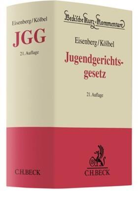 Eisenberg / Kölbel | Jugendgerichtsgesetz: JGG | Buch | sack.de