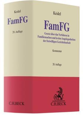 Keidel   FamFG   Buch   sack.de