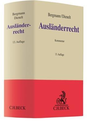 Bergmann / Dienelt | Ausländerrecht: AuslR  | Buch | sack.de
