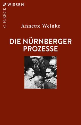 Weinke | Die Nürnberger Prozesse | Buch | sack.de