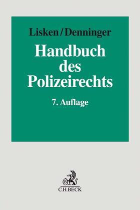 Lisken / Denninger | Handbuch des Polizeirechts | Buch | sack.de