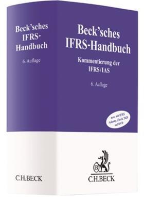 Brune / Driesch / Schulz-Danso | Beck'sches IFRS-Handbuch | Buch | sack.de