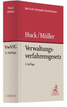 Huck / Müller | Verwaltungsverfahrensgesetz: VwVfG | Buch | sack.de