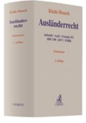 Heusch / Kluth | Ausländerrecht | Buch | sack.de