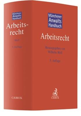 Moll | Münchener Anwaltshandbuch Arbeitsrecht | Buch | sack.de