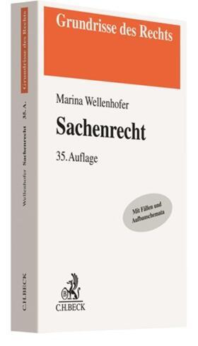 Wellenhofer | Sachenrecht | Buch | sack.de
