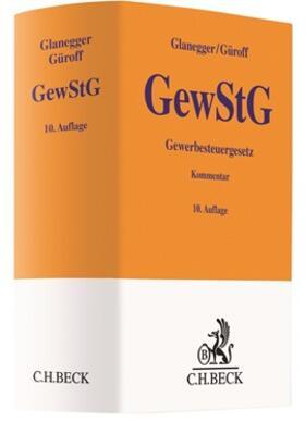 Glanegger  / Güroff | Gewerbesteuergesetz: GewStG  | Buch | sack.de