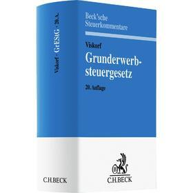 Boruttau | Grunderwerbsteuergesetz: GrEStG | Buch | sack.de