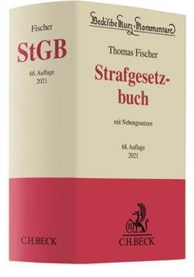 Fischer   Strafgesetzbuch: StGB   Buch   sack.de