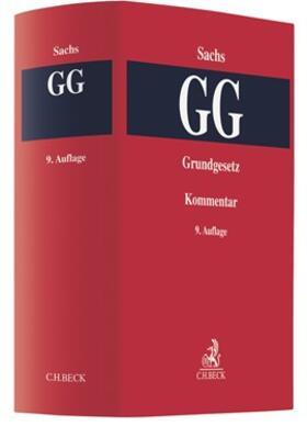 Sachs | Grundgesetz: GG | Buch | sack.de
