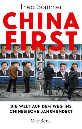 Sommer   China First   E-Book   sack.de