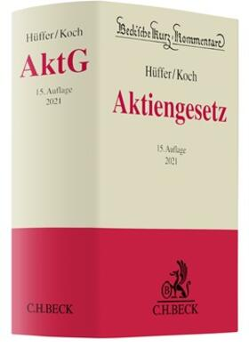 Hüffer / Koch | Aktiengesetz: AktG  | Buch | sack.de