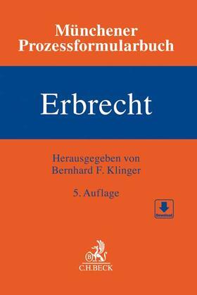 Klinger | Erbrecht | Buch | sack.de