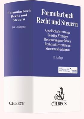 Formularbuch Recht und Steuern | Buch | sack.de