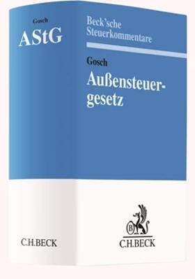 Gosch | Außensteuergesetz | Buch | sack.de